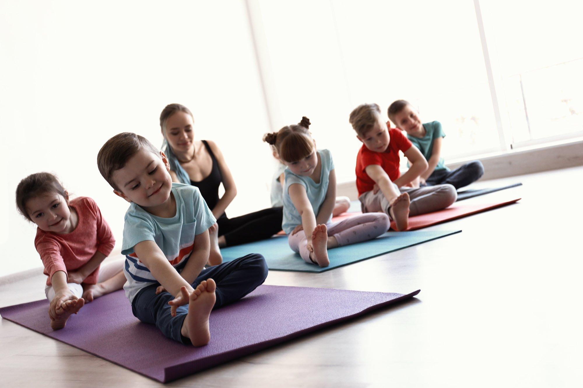 Children's Yoga Teacher Training - Gecko Yoga