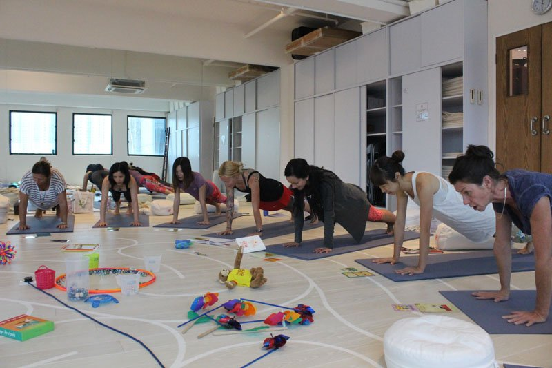 About Gecko Yoga - Yoga for everyBODY - Yoga Teacher Training in Hong Kong (13 of 37)
