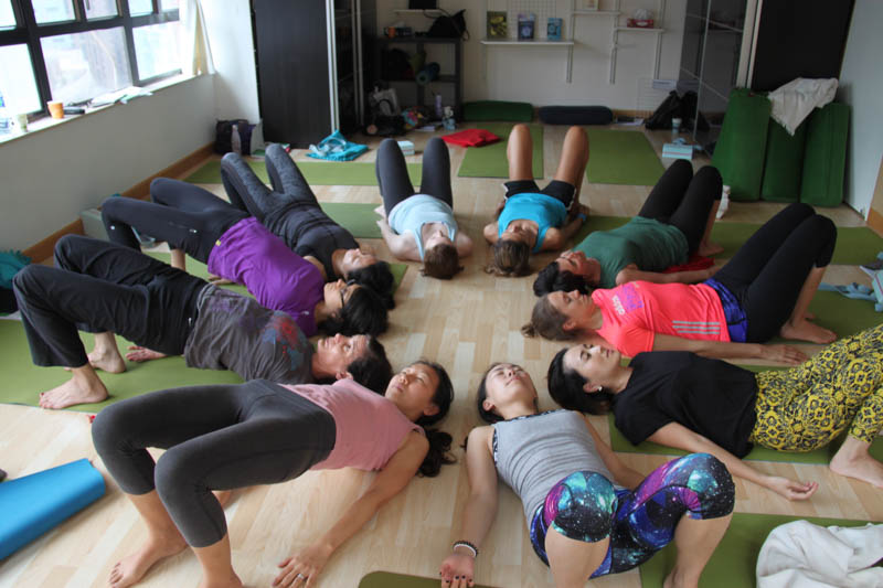 About Gecko Yoga - Yoga for everyBODY - Yoga Teacher Training in Hong Kong (35 of 37)