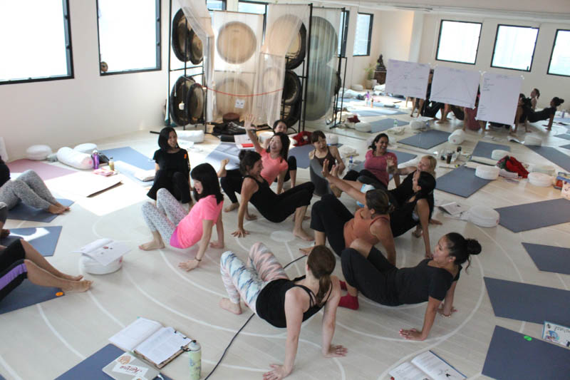 95hour Children's Yoga Teacher Training in Hong Kong (Weekends) - Gecko Yoga