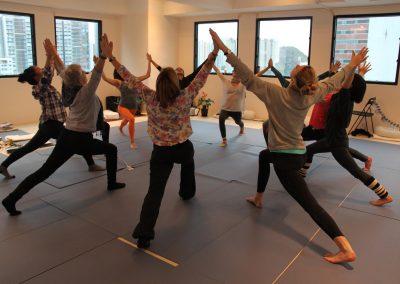 Spectrum of Care - Yoga Teacher Training - Gecko Yoga HOng Kong (1 of 2)