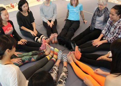 Spectrum of Care - Yoga Teacher Training - Gecko Yoga HOng Kong (2 of 2)