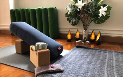 Why Teach Restorative Yoga?