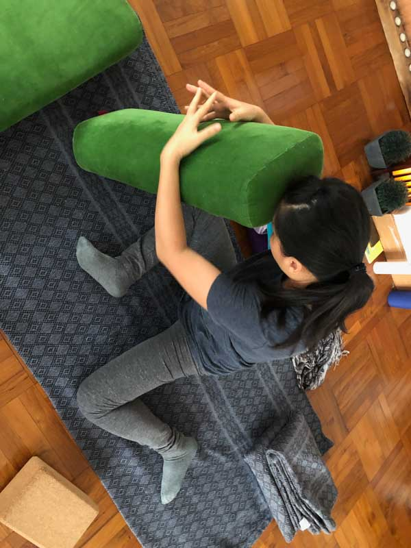 Restorative yoga with Gecko Yoga - The Gecko Yoga Academy Hong Kong (3 of 6)