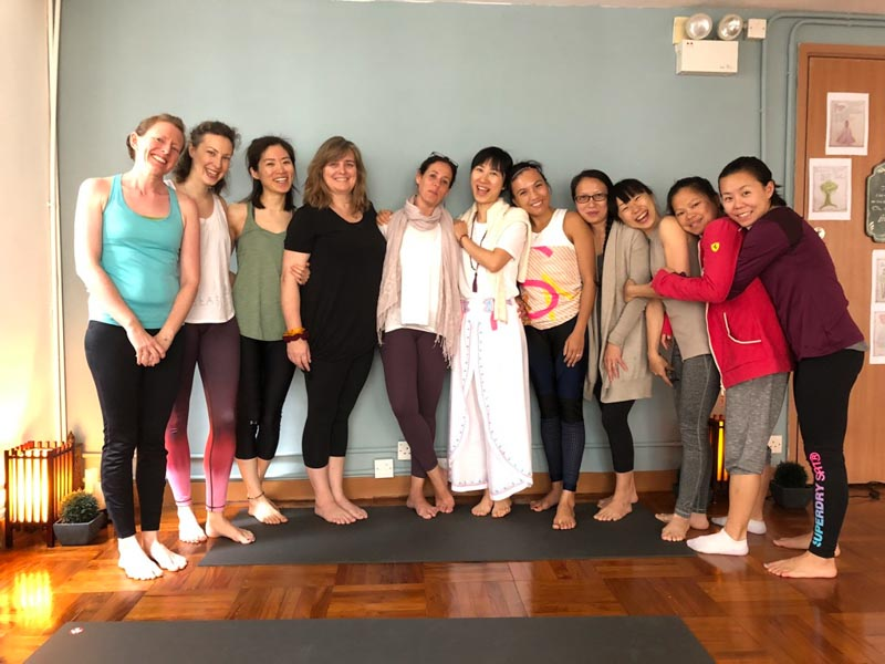 The Most Flexible Yoga Teacher Training in Hong Kong